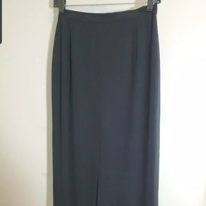 Country Road long black skirt size 8